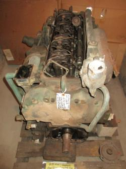 Detroit Engine Block